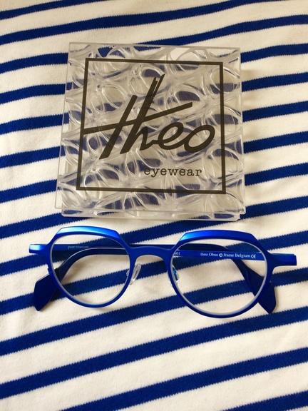 Théo lunettes de créateur