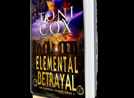 Elemental Betrayal by Toni Cox