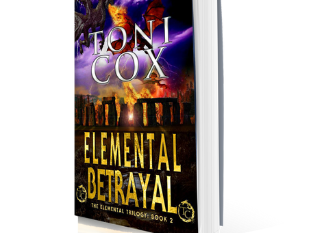 Elemental Betrayal by Toni Cox