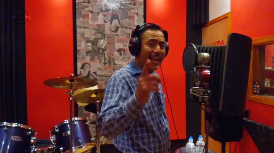 Alejandro - Vocalista del Grupo Dorados del Sur