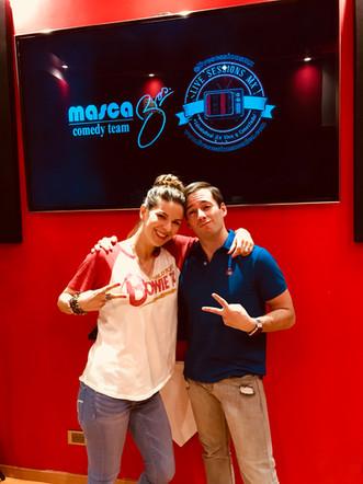 Jacser y Carmen Sarahí