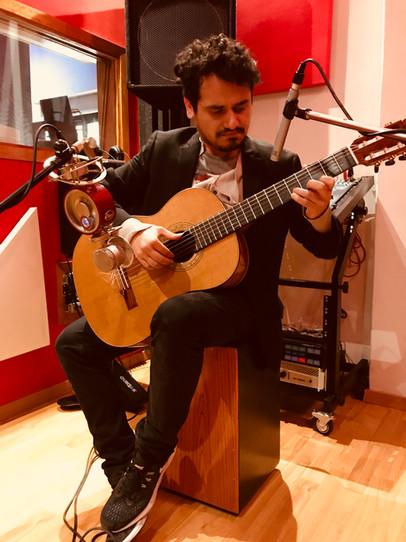 Jesús Garnica - Director de Orquesta