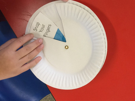 Paper Plate Spinners