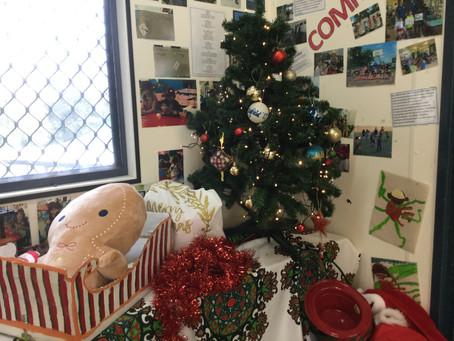 Christmas Time at OSHC