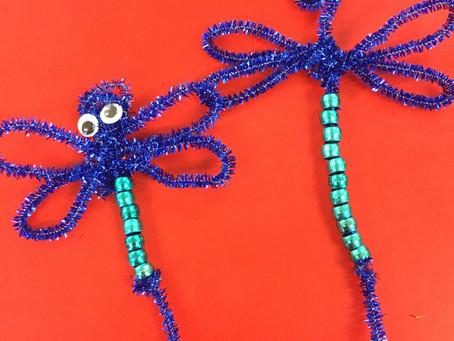 Crafty Dragonflies