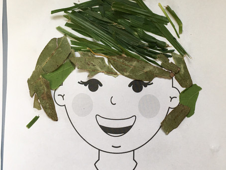 Nature Self Portraits