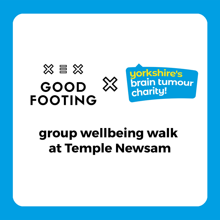 Wellbeing Walk - Temple Newsam