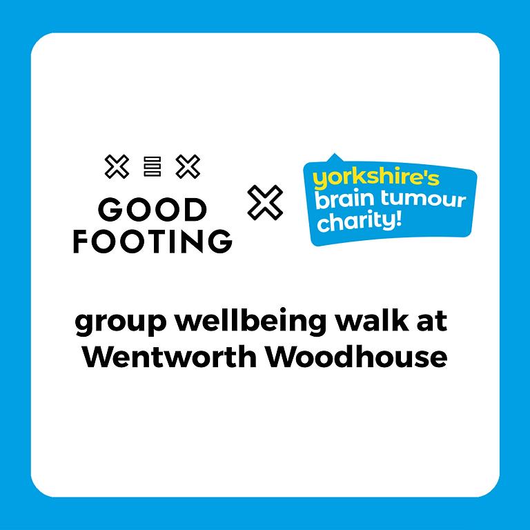 Wellbeing Walk - Wentworth Woodhouse