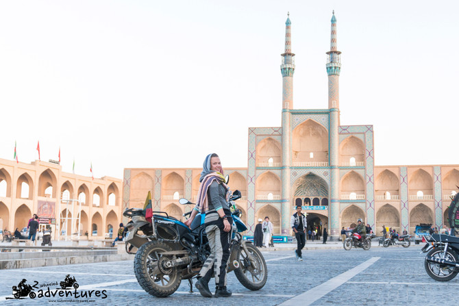 20 things you need to know when traveling to Iran on your motorcycle (or car)