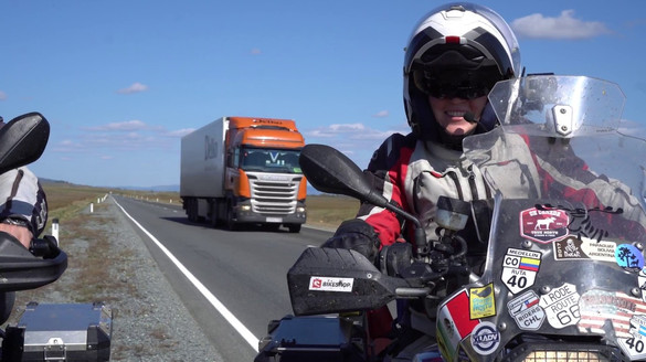 2wheeled Adventures in Russia - Part 1 - How we got here