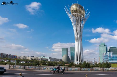 Kazakhstan, 2017