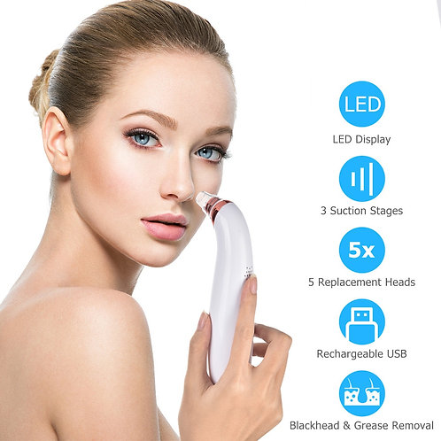 Blackhead Remover Vacuum Cleaner