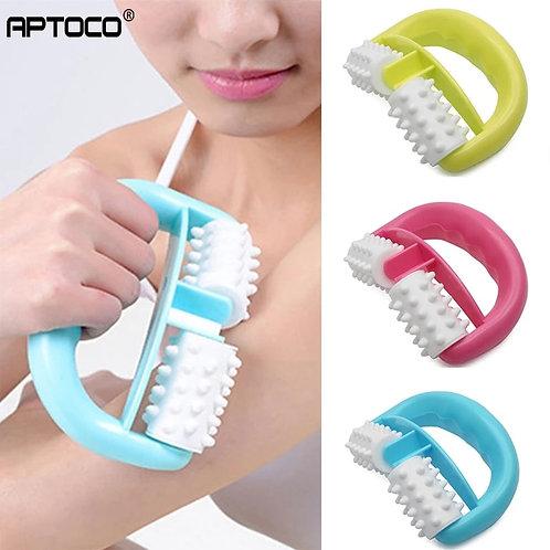 D Type Fat Control Roller Massager