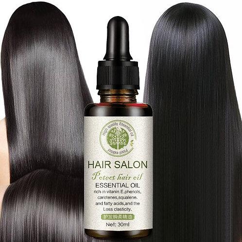 Vitamin E Hair Care Essential Oils