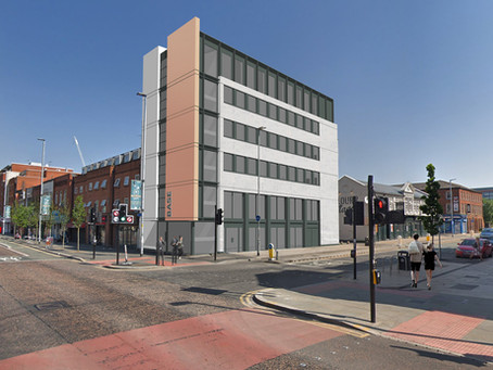 Soller acquires student housing scheme in Manchester