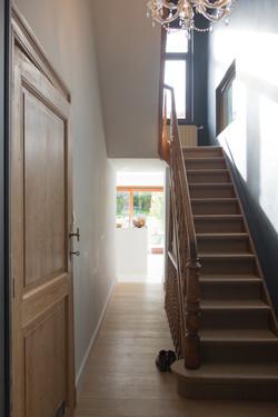 Rénovation maison Wezembeek-Oppem
