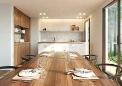 Appartment Uccle - Kitchen