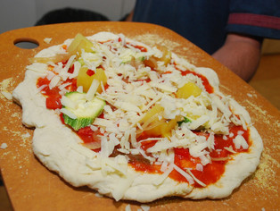 Pizza Party, September 25