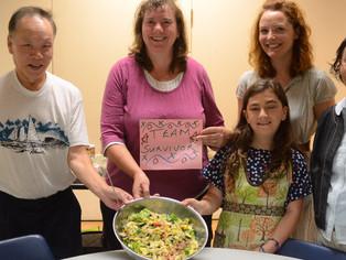 Creative Kitchen Challenge, July 29