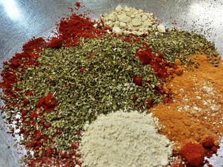 The spice of life, March 26