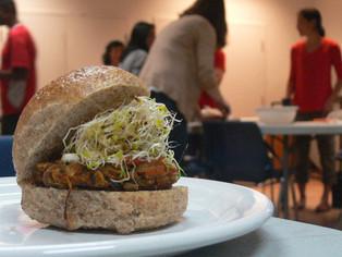 Veggie Burgers, June 24