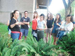 Foraging Tour, July 30