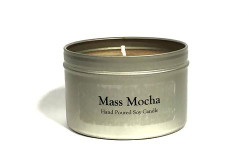 Mass Mocha 8 oz Candle