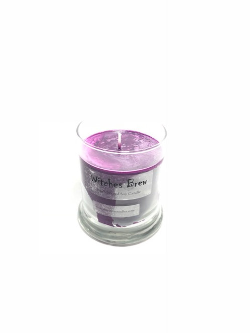 Witches Brew 12 oz Glass Jar Candle