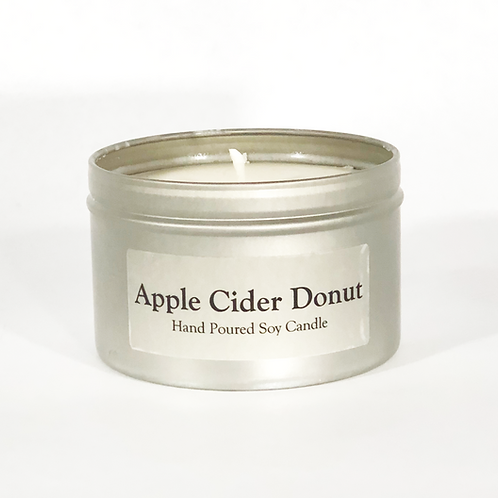 Apple Cider Donut 8 oz Candle