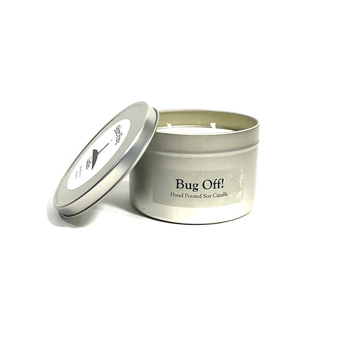 Bug Off -- Lime Citronella All Natural