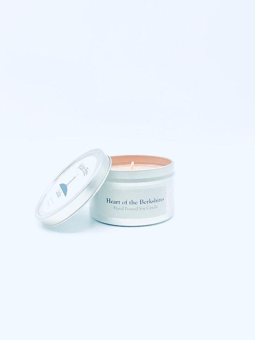 Heart of the Berkshires (Citron Mandarin)  8 oz Candle