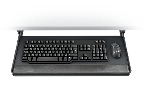 ESI Value Pull Out Keyboard Tray