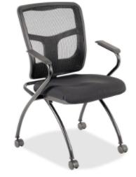 OM Yes Nesting Chair Black