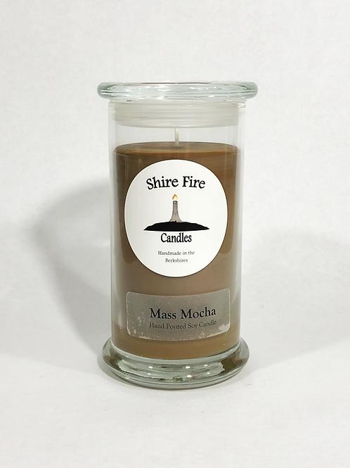 Mass Mocha 22oz Reserve Jar Candle