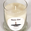 Thumbnail: Apple Cider Donut 12 oz Glass Jar Candle