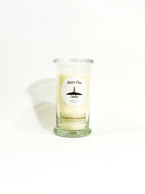 "Clouds Over Greylock ""Clean Cotton"" 22 oz Candle"