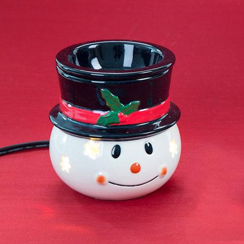 Snowman Wax Melter