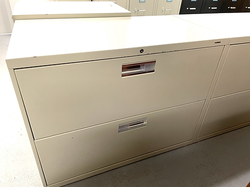 Pre owned  2 drawer Lateral File