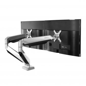 Light Duty Dual Monitor Arm