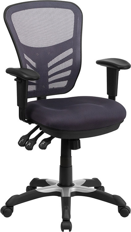Black Hal Mesh Back Office Chair