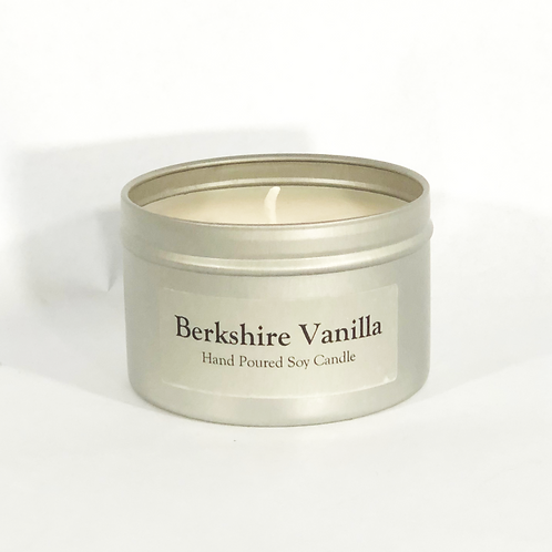 Berkshire Vanilla 8 oz Candle