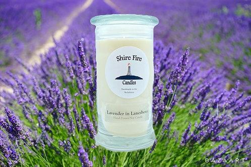 Lavender in Lanesboro 22 oz Jar