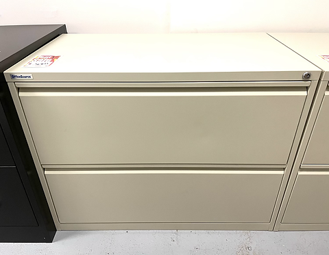 Clearance 2 drawer Lateral File
