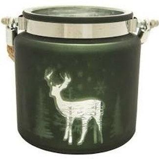 Reindeer Tealight Candle Holder