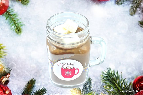 Warm Hot Cocoa Special Edition 12 oz Candle