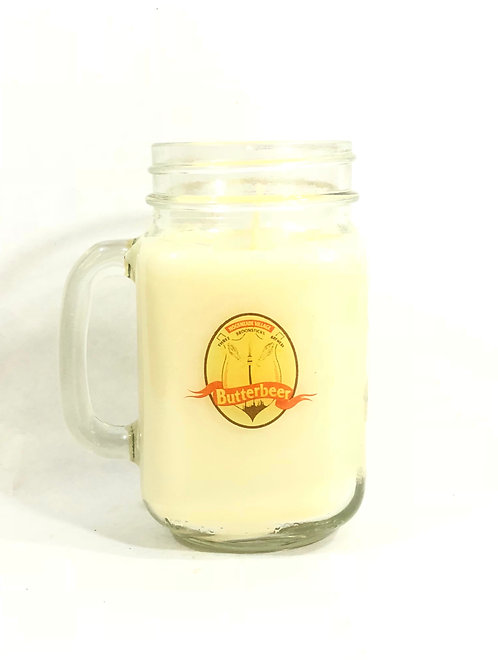 Butter Beer 16 oz Candle