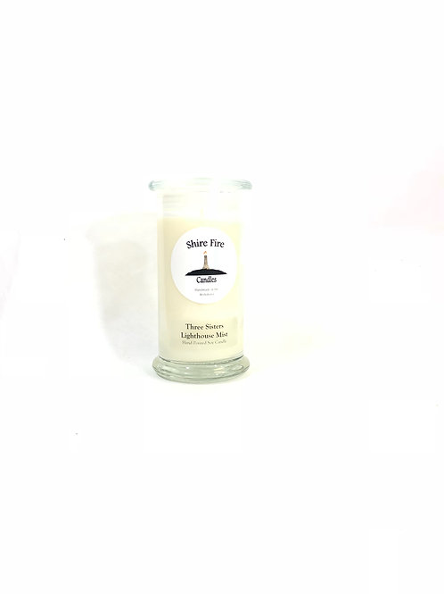 Three Sisters Lighthouse Mist (Coconut Lime) 22 oz Jar