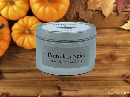Pumpkin Spice 8 oz Candle