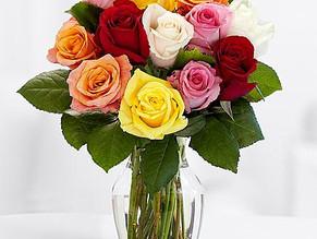 Feb 2017: Rethinking that Romantic Valentine's Bouquet