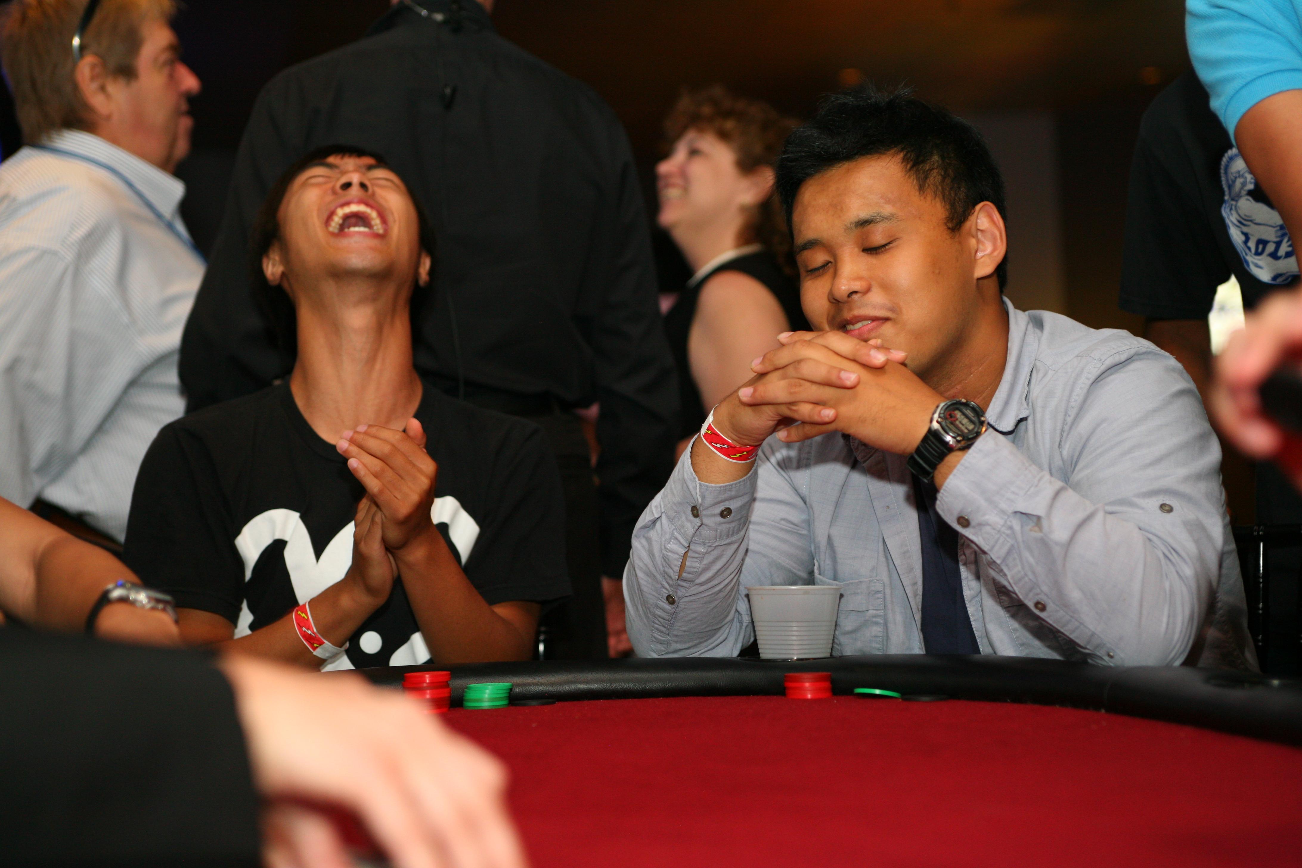 High School Casino night NJ